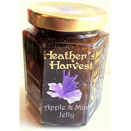 Heather's Harvest Apple & Mint Jelly (395g)