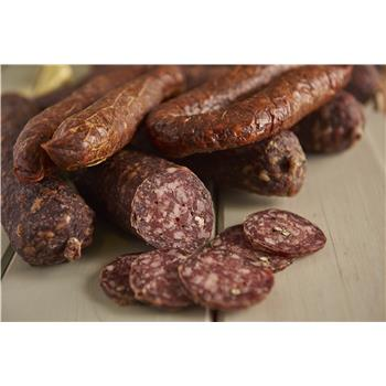 Pork Chilli & Garlic Salami (whole or piece)