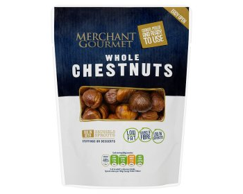 Merchant Gourmet Whole Chestnuts 180g