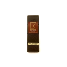 Kneals Salty Butterscotch Crunch Milk Chocoate 100g