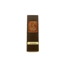 Kneals Amaretto Handmade Dark Chocolate Bar
