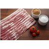 Muscavado plain streaky bacon